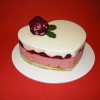 8 torta cuore